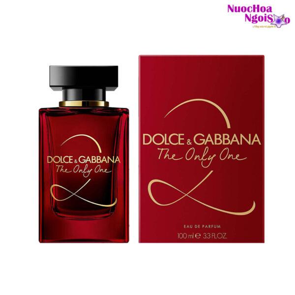 Nước hoa nữ The Only One của hãng DOLCE&GABBANA