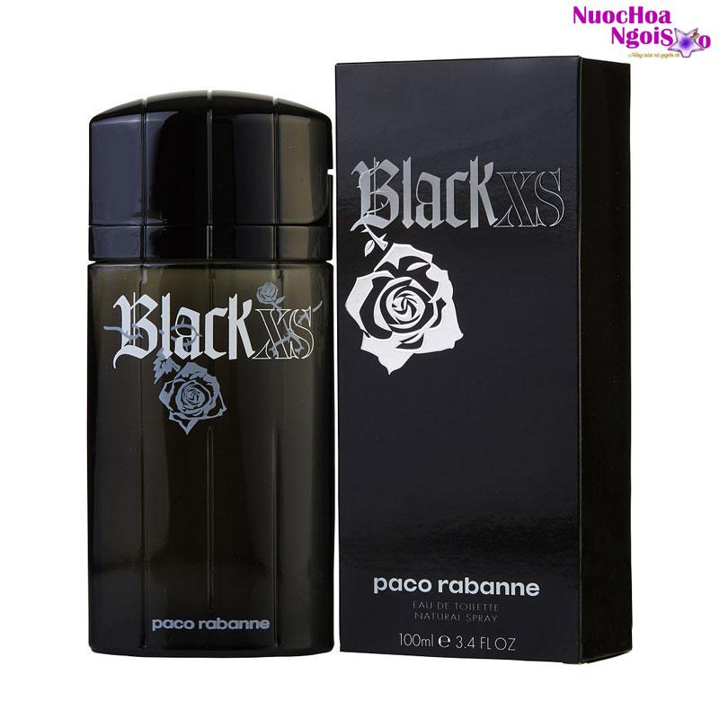 Nước hoa nam Black XS của hãng PACO RABANNE