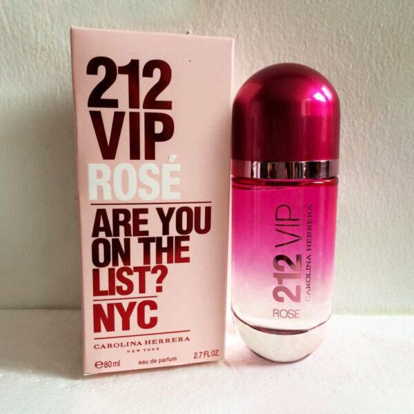 Nước hoa nữ 212 VIP Rosé của hãng CAROLINA HERRERA