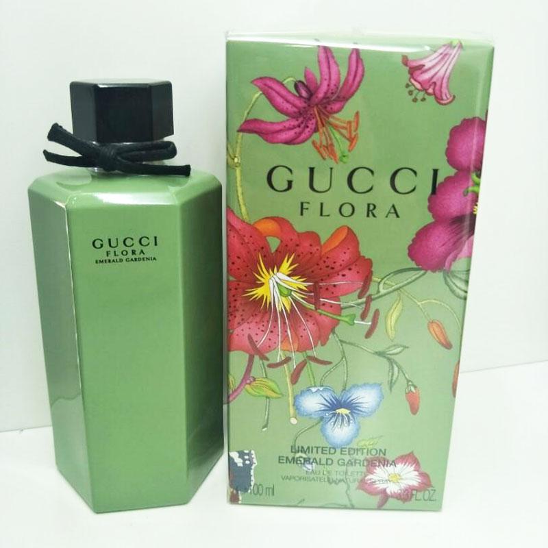 Nước hoa nữ Gucci Flora Emerald Gardenia