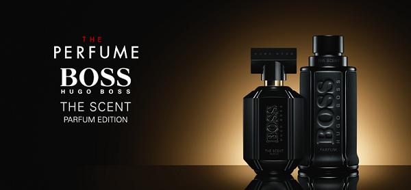 Nước hoa nam Boss The Scent Parfum Edition của hãng HUGO BOSS