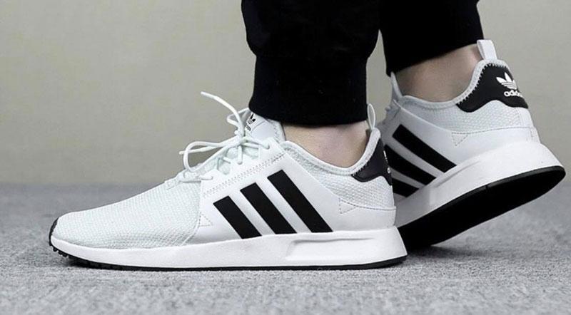 Giày ADIDAS XPLR WHITE BLACK