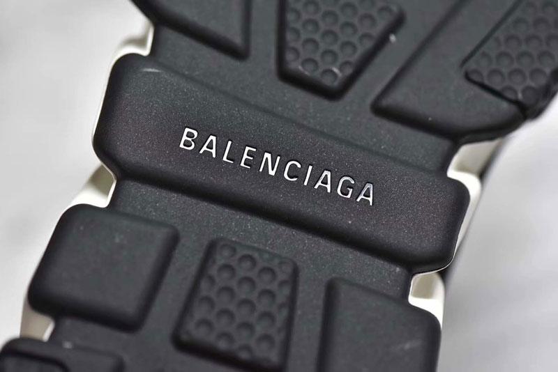 Giày Balenciaga Speed Trainer black white