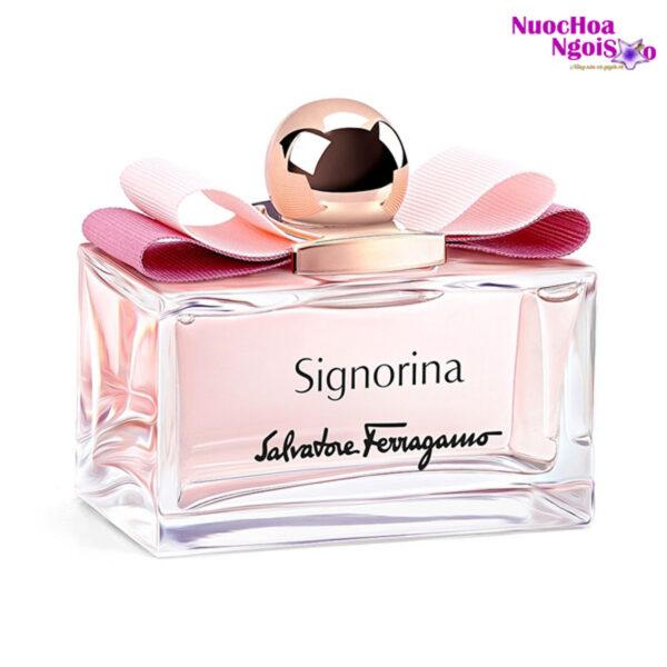 Nước hoa nữ Signorina của hãng SALVATORE FERRAGAMO