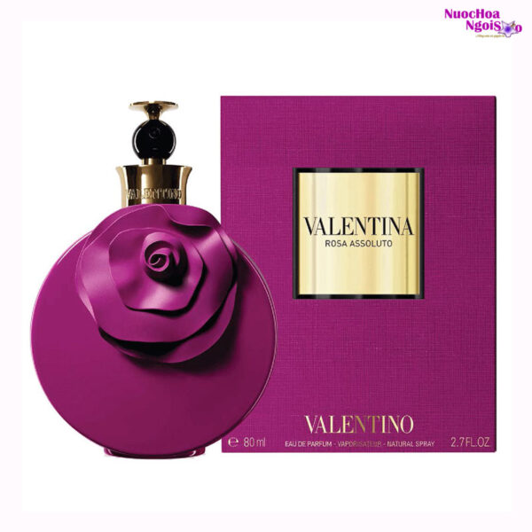 Nước hoa nữ Valentina Rosa Assoluto của hãng VALENTINO
