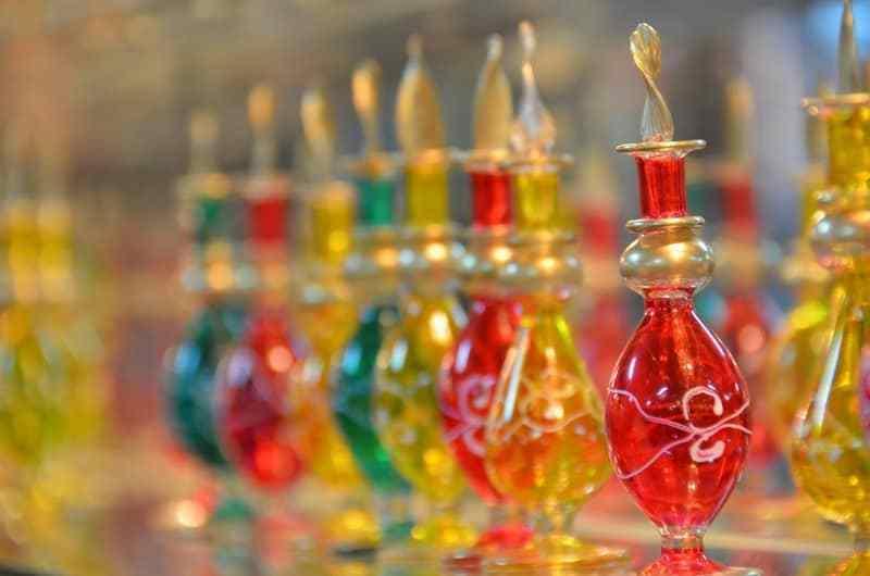 Ai Cập - nơi sản sinh ra nước hoa đầu tiên