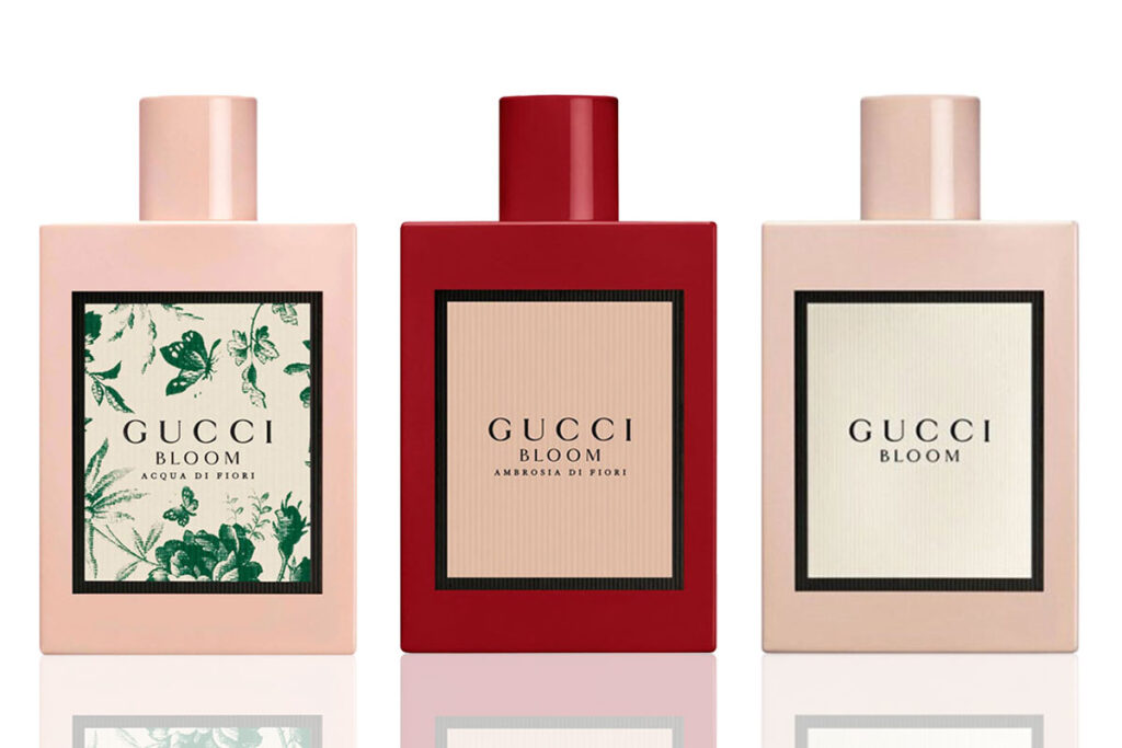 Nước hoa nữ được ưa chuộng nhất: Gucci Bloom