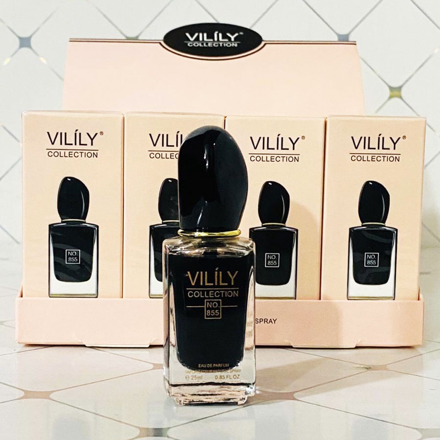 Nước hoa nữ VILILY COLLECTION NO.855