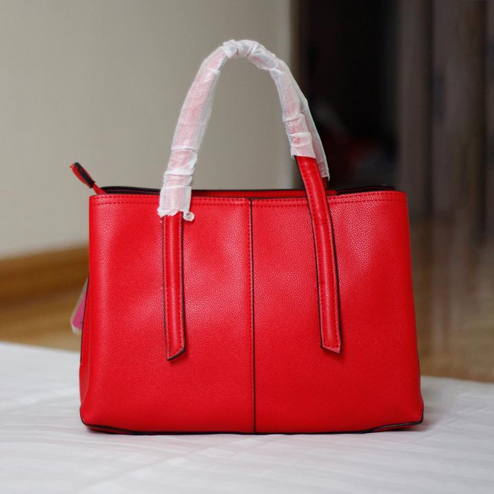 Túi xách nữ công sở màu đỏ