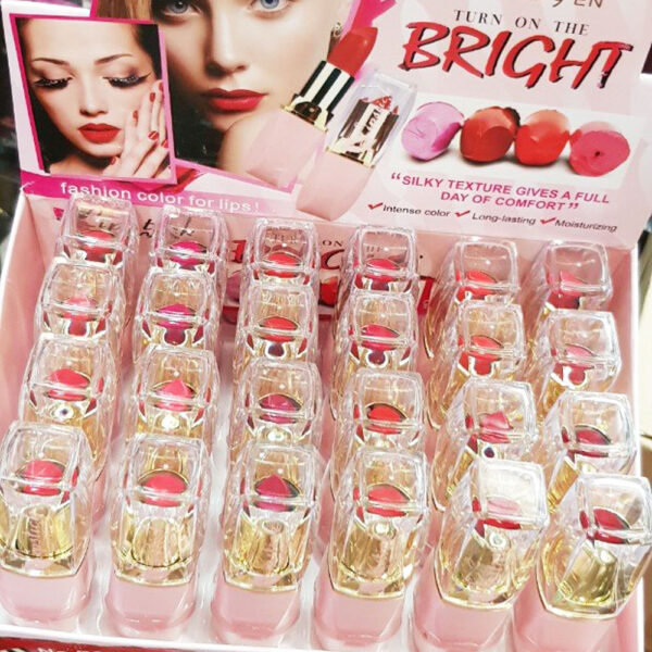 Bán sỉ khay 24 son môi Bright