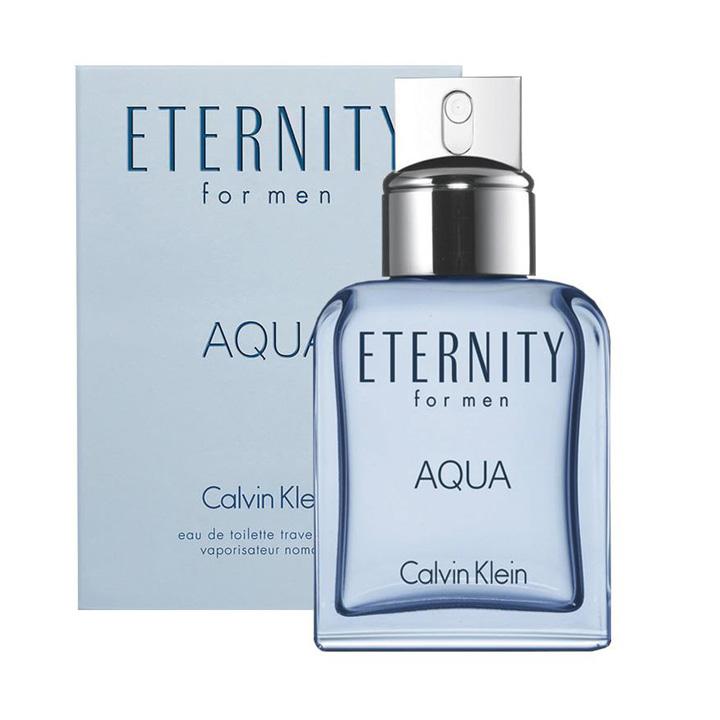 Nước hoa nam CK Eternity for men Aqua - Nước hoa chính hãng