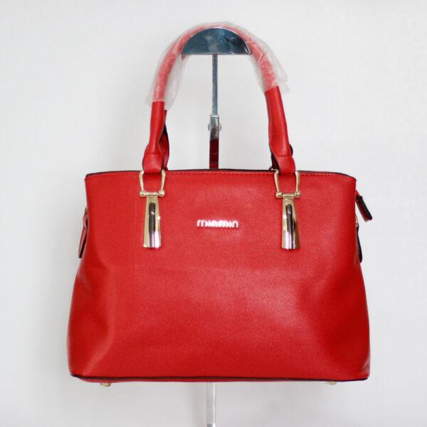 Túi xách nữ công sở màu đỏ - Túi Quảng Châu