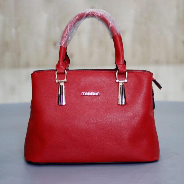 Túi xách nữ công sở đẹp màu đỏ - Túi xách Quảng Châu