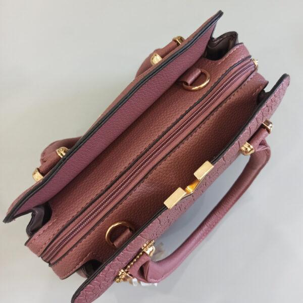 Túi xách nữ công sở Quảng Châu màu tím