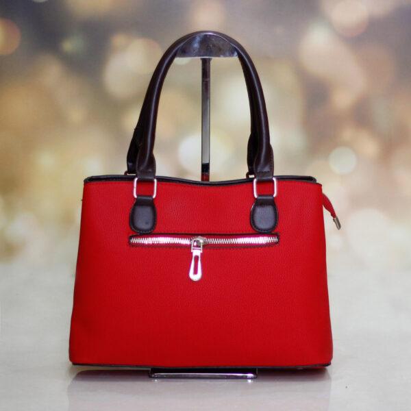 Túi xách nữ công sở màu đỏ thẩm